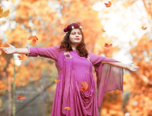 Creative Maternity Portraits Kolkata